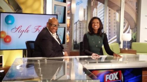 Bricker-Tunis Furs on Fox 2 Morning News Style File