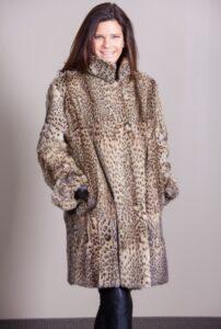 Lippi Cat Knee Length Coat